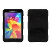 """Griffin® GB39914 Survivor Polycarbonate/Silicone Protective Case for 8"""" Samsung Galaxy Tab 4, Black"""