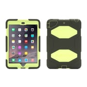 Griffin® GB36279-2 Survivor All-Terrain Polycarbonate/Silicone Protective Case for Apple iPad Mini 1/2/3, Lime/Olive