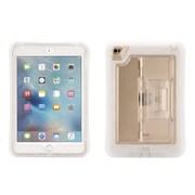 Griffin® GB41368 Survivor Slim Polycarbonate/Silicone Protective Case for Apple iPad Mini 4, White/Clear