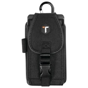 Tough Tested Universal Rugged Pouch With Belt Clip (black)