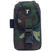 Tough Tested Universal Rugged Pouch With Belt Clip (camouflage)