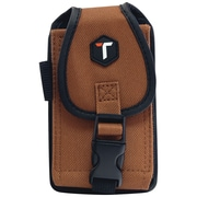 Tough Tested Universal Rugged Pouch With Belt Clip (tan)