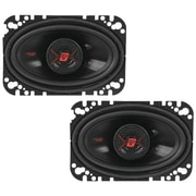 "Cerwin-vega Mobile HED 2-way Coaxial Speakers (4"" X 6"", 200 Watts)"