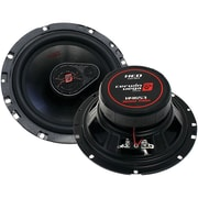 "Cerwin-vega Mobile HED 3-way Coaxial Speakers (6.5"", 320 Watts)"