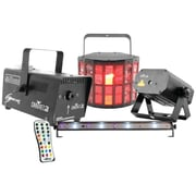 Chauvet DJ Jam Pack Gold Party Package