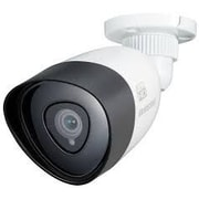 Samsung SDC-9441BC Wired Night Vision Weather-Proof IR Bullet Surveillance Camera, White