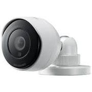 Samsung SNH-E6440BN SmartCam Wired/Wireless Night Vision Bullet Network Surveillance Camera, White