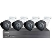 Samsung SDH-C75080 Wired/Wireless DVR Security System with 8 Bullet Camera