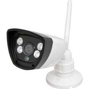 Simple Home™ XCS7-1003 Wireless Smart Night Vision Security Camera, White
