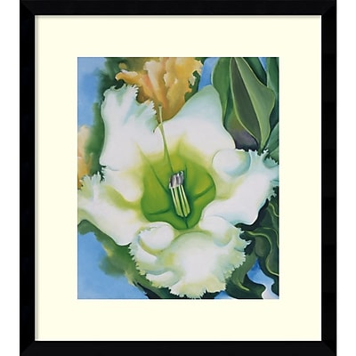 """""Amanti Art Georgia O'Keeffe 'Cup of Silver Ginger, 1939' Framed Art Print 14"""""""" x 16"""""""" (DSW575923)"""""" 2193134"