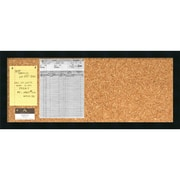 Mezzanotte Cork Board - Panel Message Board 32 x 14-inch (DSW2967403)