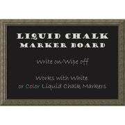 Barcelona Liquid Chalk Marker Board  Medium Message Board 26 x 18-inch (DSW2972084)