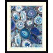 "Albena Hristova 'Stone Circle II' Framed Art Print 19"" x 24"" (DSW2972459)"
