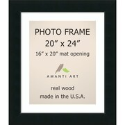 Corvino Black Photo Frame 25 x 29-inch (DSW1385400)