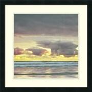 "Ryan Hartson-Weddle 'Immersed I' Framed Art Print 24"" x 24"" (DSW2969922)"