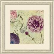 "Aimee Wilson 'Flora' Framed Art Print 28"" x 28"" (DSW1408593)"