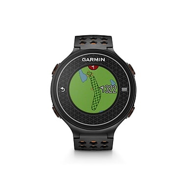 Garmin Approach® S6 Golf Watch, Orange (010-01195-02)