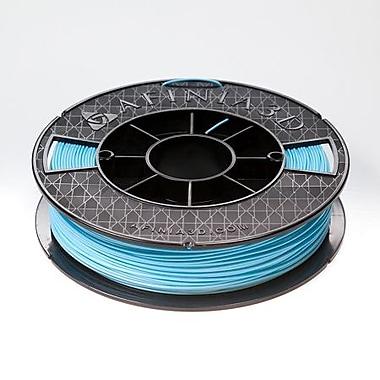 Afinia PLA Premium Filament for 3D Printers, 500g, Blue, (PREM500PLABLUE)