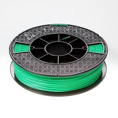 Afinia – Filament Premium ABS PLUS pour imprimantes 3D, 500 g, vert, (PLUS500ABSGREEN)