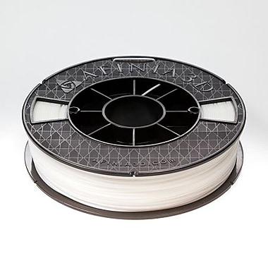 Afinia – Filament Premium ABS PLUS pour imprimantes 3D, 500 g, blanc, (PLUS500ABSWHITE)