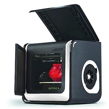 Afinia – Imprimante 3D H800, surface de construction de 10 po x 8 po x 8 po, (H800)