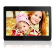 Aluratek - Cadre pour photos numériques, mémoire intégrée de 4 Go, télécommande