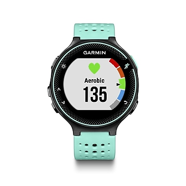 Forerunner® 235 Running Watch, Frost Blue