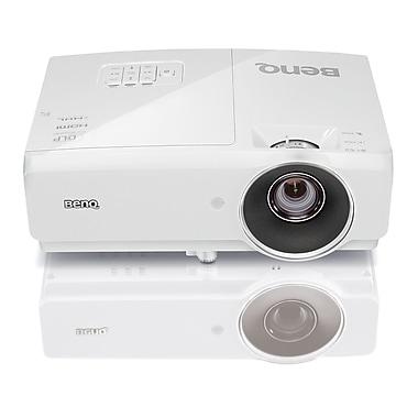 BenQ - Projecteur multimédia MH741, 1080P, 4000 lumens ANSI, Dual HDMI, haut-parleur, 3D