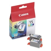 Canon BCI-15 Colour Ink Cartridge Colour, Inkjet, Colour, (8191A003)