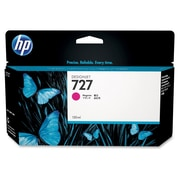 HP 727 Ink Cartridge, Inkjet, Standard Yield, Magenta, (B3P20A)