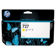 HP 727 Ink Cartridge, Inkjet, Standard Yield, Yellow, (B3P21A)