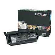 Lexmark Return Program Toner Cartridge, Laser, Extra High Yield, Black, (T654X04A)