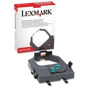Lexmark Re-Inking Ribbon Dot Matrix, Standard Yield, 4 Million Characters, (3070166)