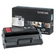 Lexmark Toner Cartridge, Laser, Black, (12S0300)