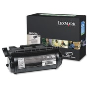 Lexmark T644 Return Program Print Cartridge, Laser, Extra High Yield, Black, (64404XA)