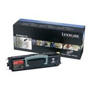 Lexmark Toner Cartridge, Laser, Black, (X340A21G)