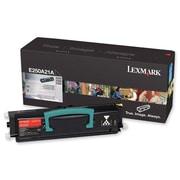 Lexmark Toner Cartridge, Laser, Black, (E250A21A)