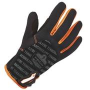 Ergodyne 812 Standard Utility Glove, Gray, XL, Pair (17175)