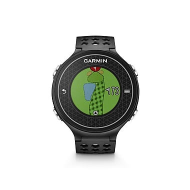 Garmin - Montre de golf Approach® S6, noir (010-01195-01)