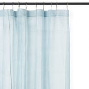 "Schonfeld Heavy Duty Shower Liner, 70""x72"", Light Blue, (SL076LB)"