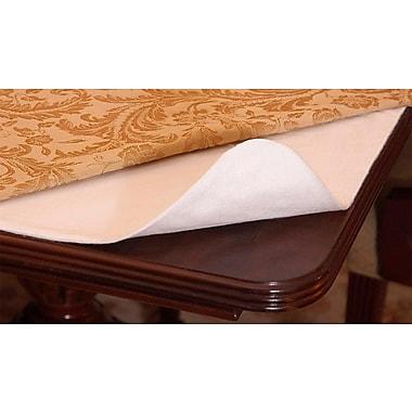 Domay – Nappe de protection, diamètre de 70 po, blanc
