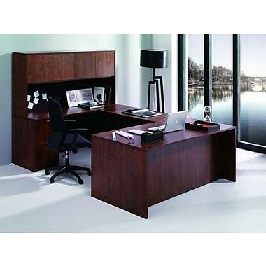 Conklin Office Furniture 7 Piece U Shape Desk Office Suite