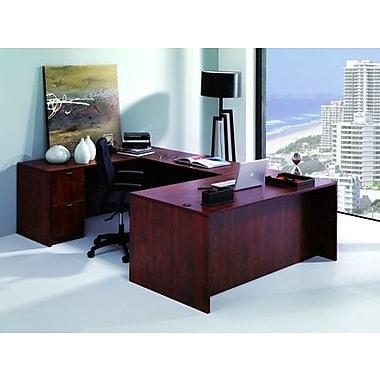 Conklin Office Furniture 5 Piece U Shape Desk Office Suite