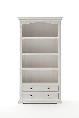 """NovaSolo Provence 75"""" Standard Bookcase"""