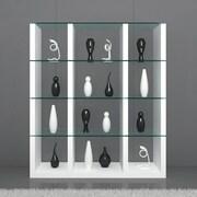 J&M Furniture Cloud 72'' Cube Unit Bookcase