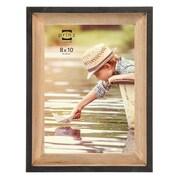 Prinz Carver Wood Picture Frame; Black
