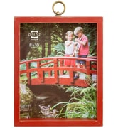 Prinz Brooks Wood Picture Frame; Red