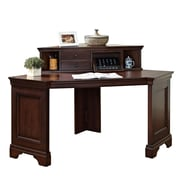 Fairfax Home Collections Belcourt Corner Desk with Hutch
