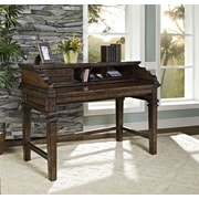 Fairfax Home Collections San Andorra Roll Top Desk with Smart Top