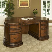 Fairfax Home Collections Winsome Executive Desk